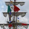 Orzeł spadł w Gdyni