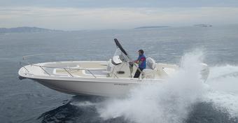 Jachty motorowe: Boston Whaler 270 Dauntless