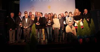 Gala Pomorskiego Związku Żeglarskiego w Kartuzach