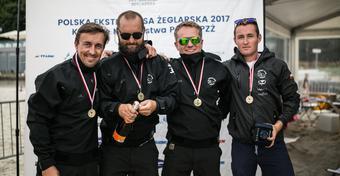 Yacht Club Sopot wygrał trzecią rundę Polskiej Ekstraklasy Żeglarskiej!
