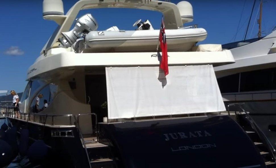 jacht Jurata